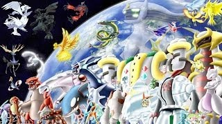 Top 50 Legendary Pokémon