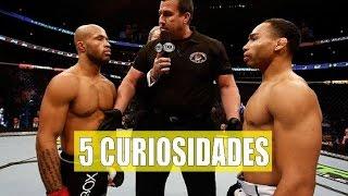 5 curiosidades sobre o UFC 191: Johnson x Dodson 2