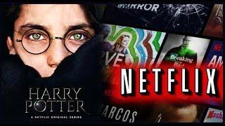 HARRY POTTER - SÉRIE ORIGINAL NETFLIX?