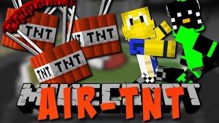 WER überlebt TNT aus der Luft? - Minecraft AIR TNT