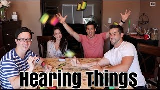 Santagato Family Hearing Things Ad