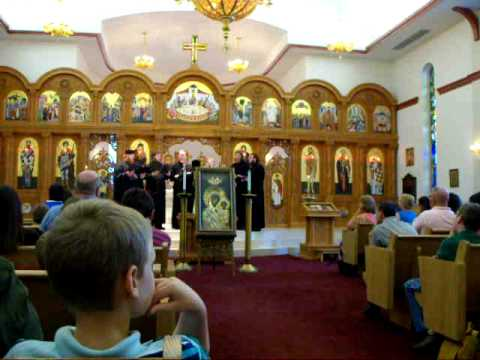 Come Let Us Worship God Bless the Lord O My Soul by St. Tikhon s Seminary Male Choir