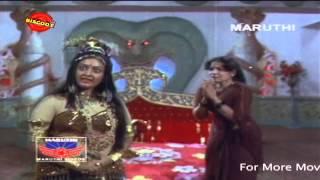 Nagamadathu Thampuratti Malayalam Movie Drama Scene Prem Nazir Jayabharathi