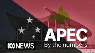 APEC 2018: 40 Maseratis, 3 cruise ships, 4,000 police, no Donald Trump | The World