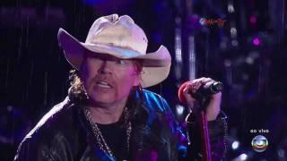 19 Knockin' On Heaven's Door - Guns n' Roses - Rock in Rio 2011 [FULL HD]