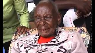 120years Old shosho Batiseba Binyanya Tai by Mr ongengo entururu