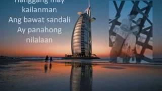 hanggang may kailanman by carol banawa  with lyrics