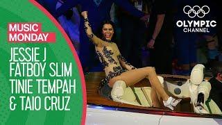 Jessie J, Taio Cruz, Tinie Tempah and Fatboy Slim Medley! | Music Monday