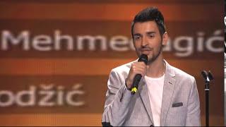 Filip Bozinovski - More sokol pie - (live) - ZG polufinale 14/15 - 27.06.2015. EM 44