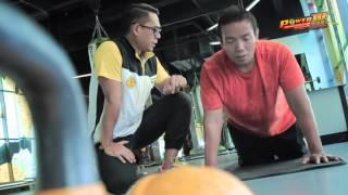 Gold's Gym Indonesia - Power Transformation Challenge III: Muhammad Yassin