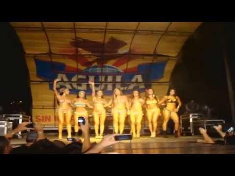 Chicas Car Audio Barranquilla 2011 17° Campeonato Nacional de Sonido Sobre Ruedas HD