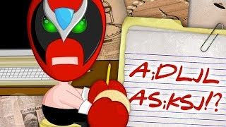 How Does Strong Bad Type with Gloves? - Cartoon Conspiracy (Ep 218) | Channel Frederator