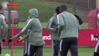 Tin Thể Thao 24h Hôm Nay (7h - 21/5): Man Utd Vung 500tr Bảng, Mourinho Thoải Mái Xây Mới Dream Team