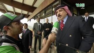 لقاء قناة ياس مع جلالة الملك حمد بن عيسى آل خليفة