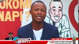 TOKOMI WAPI 18 02 2019 NANI AMEMI TRIBALISME NA CONGO?