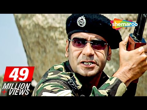 Ajay Devgn & Bobby Deol action scene from Tango Charlie 2005 Republic Day Special