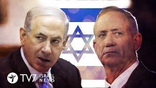 Netanyahu faces major challenge in bid for re-election - TV7 Israel News 31.01.19