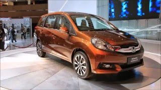 All New 2016 Honda Mobilio Interior/ Exterior/ 7 Seaters/ SUV Car