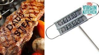 KITCHEN GADGET TESTING - BBQ BRANDING IRON