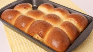 Homemade Dinner Rolls Recipe - Laura Vitale - Laura in the Kitchen Episode 453