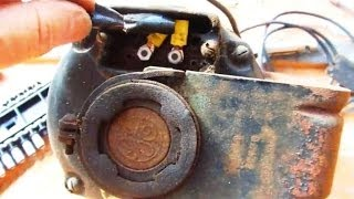 Make a Bench Grinder from an Old Washing Machine Motor