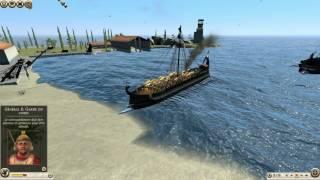 gaulois vs romain assaut port