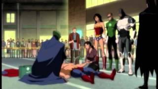 Justice League Doom Clip: Life Saving Surgery