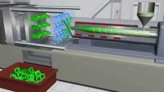 Plastic injection molding babyplast - IranTube   Iranian Persian Videos