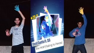 Just Dance 2014 - She Wolf By David Guetta ft. Sia | 5 Stars