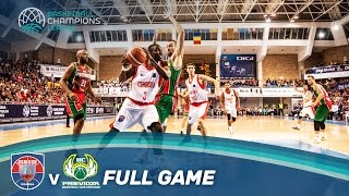 CSM CSU Oradea v Prievidza - Full Qualifier - Basketball Champions League 2016-17