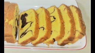 মার্বেল কেক || MARBLE CAKE ||  Shirin's Kitchen