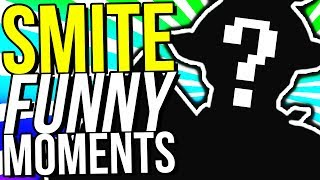 WHO IS THIS GOD? - SMITE FUNNY MOMENTS