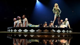 The Circus Starring: Britney Spears (Live NY - MSG - 08/25/09) [Professional Recording HD]