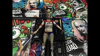 Harley Quinn from Suicide Squad by Hot Toys