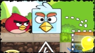 Angry Birds Find Your Partner Game Walkthrough