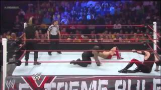 Extreme Rules 2013 Highlights