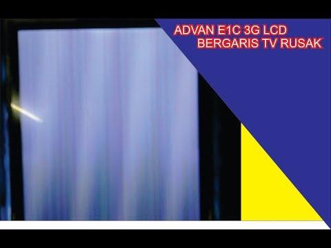 ADVAN E1C 3G LCD BERGARIS