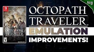 Octopath Traveler Emulation | BIG Improvements! | Yuzu Switch Emulator