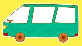 Car Toons Minivan 🚐 New cartoon! Cars for kids & Cartoons for children. Vehicles for kids.