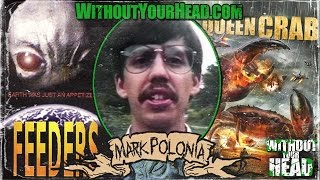 Mark Polonia producer of Queen Crab interview