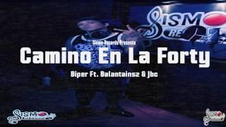 CAMINO EN LA FORTY - BIPER LIRIKA CALLEJERA -FT- JBC -&- BALANTAINSZ 2016