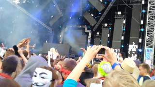 Knife Party - LRAD LIVE @ Weekend Festival 2014