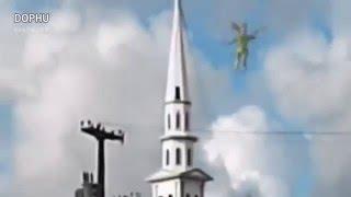Heboh !!! 10 Penampakan Malaikat Paling Nyata