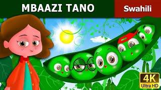 Mbaazi tano | Hadithi za Kiswahili | Katuni za Kiswahili | Hadithi za Watoto | Swahili Fairy Tales