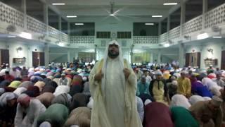 Sheikh Abdul Karim Omar Tarawih Alunan 11 Lagu