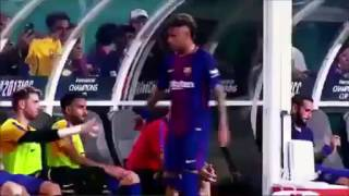 \\Neymar chia tay đồng đội Barca chuẩn bị đến PSG_\\