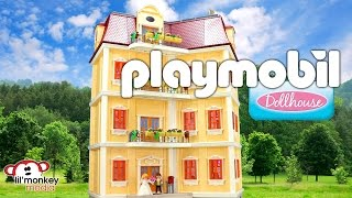 Playmobil Dollhouse!  Large Grand Mansion and 12 Add-on Sets!