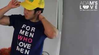 Adam's Love Behind the Scene with Mossen Sripen by Haruehun Airry