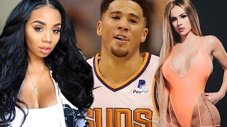 A 3rd WOMAN Claims To Be Devin Booker's MAIN CHICK After He Got 2 Women Pregnant At The Same Time!
