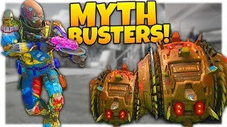 Black Ops 3 MYTHBUSTERS! - D13 SECTOR vs EVERYTHING! - Call of Duty